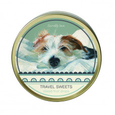 NEW: Scruffy Love Travel Sweets